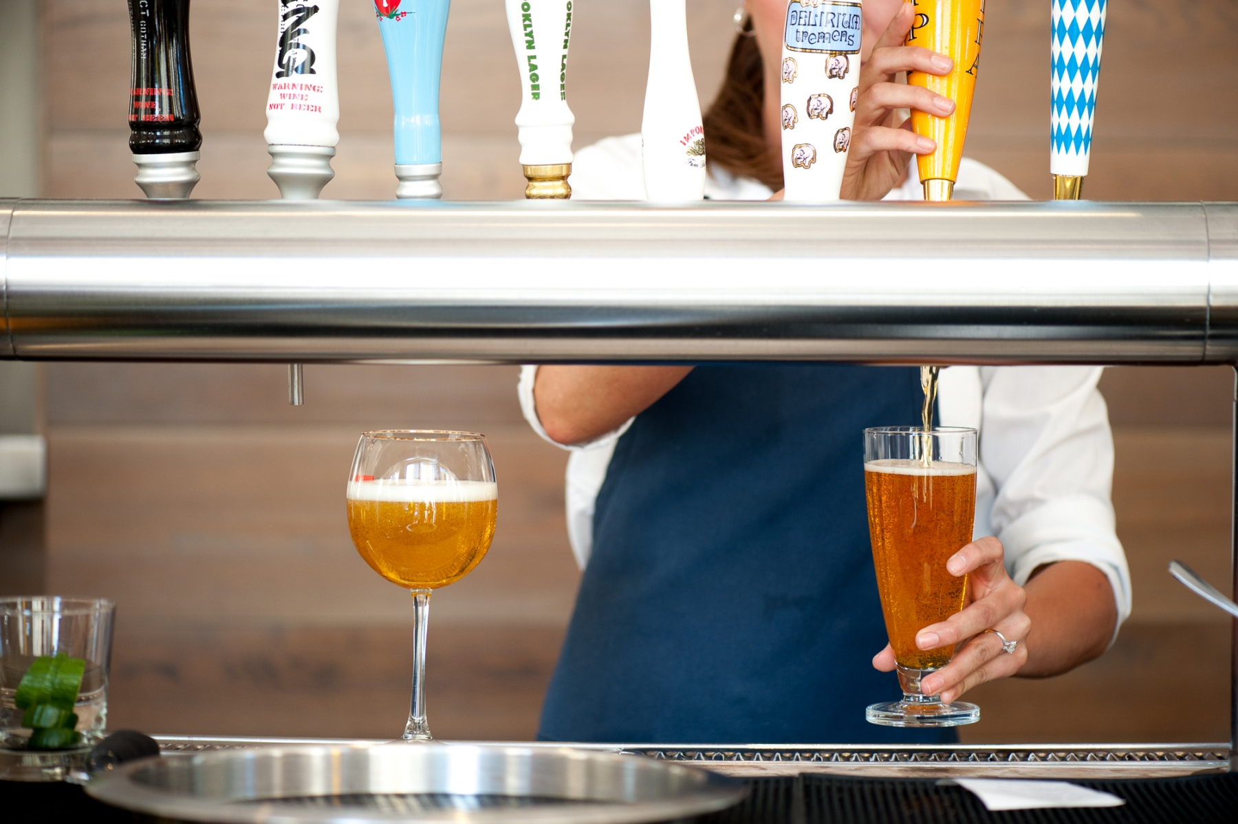 Food: beer