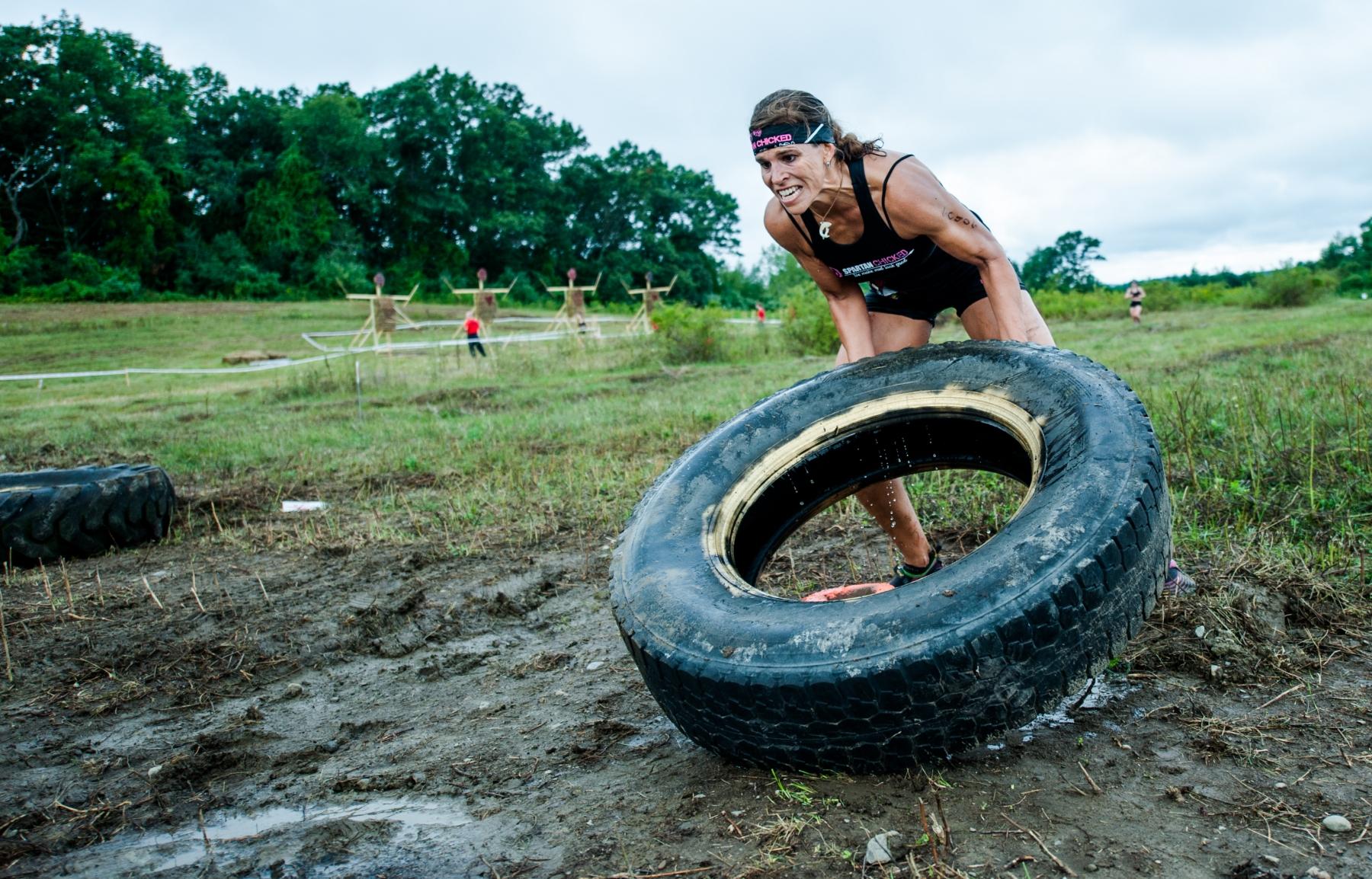 Spartan: Tire